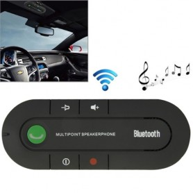 Kit mains libres Bluetooth automobile