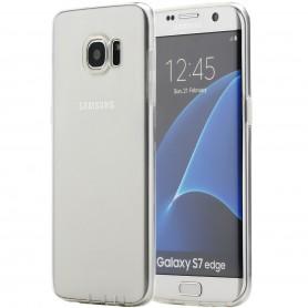 Coque Galaxy S7 Edge ROCK dos transparent cristal ultrathin TPU