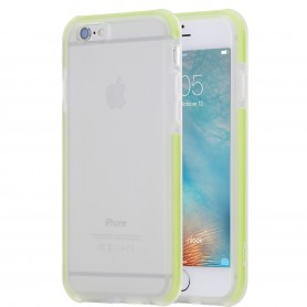 Coque iPhone 6Plus/6S Plus ROCK transparent vert Guard Serie