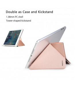 Coque iPad Mini ROCK avec rabat rose Devita