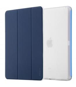 """Coque iPad Pro 9""""7 ROCK avec rabat bleu Phantom"""