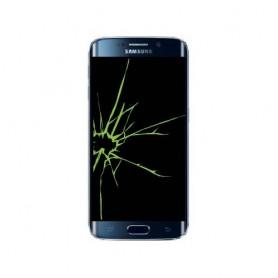 Réparation Samsung Galaxy S6 Edge G925F vitre + écran LED (Réparation uniquement en magasin)
