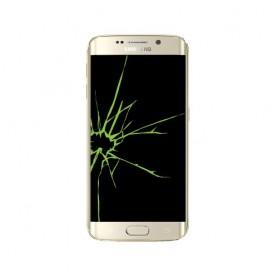 Réparation Samsung Galaxy S6 Edge Plus SM-G928F vitre + écran LED (Réparation uniquement en magasin)
