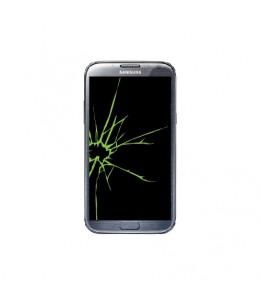 Réparation Samsung Galaxy Note 2 4G N7105 vitre + LCD (Réparation uniquement en magasin)