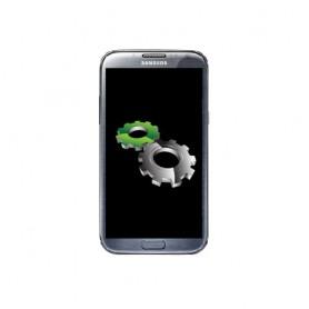 Réparation Samsung Galaxy Note 2 N7105 dock de charge (Réparation uniquement en magasin)