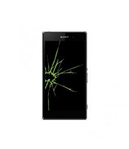 Réparation Sony Xperia Z1 Compact vitre arrière (Réparation uniquement en magasin)