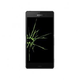 Réparation Sony Xperia Z3 vitre + LCD (Réparation uniquement en magasin)