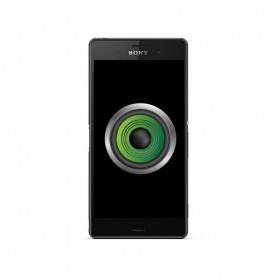 Réparation Sony Xperia Z3 haut parleur oreille (Réparation uniquement en magasin)