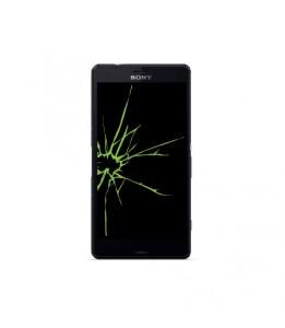 Réparation Sony Xperia Z3 Mini D5803 vitre arrière (Réparation uniquement en magasin)