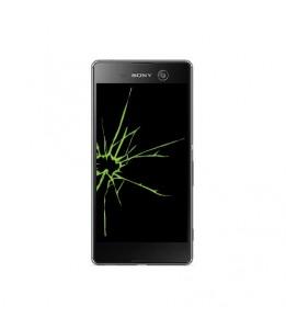 Réparation Sony Xperia M5 E5603 E5606 E5653 vitre + LCD (Réparation uniquement en magasin)