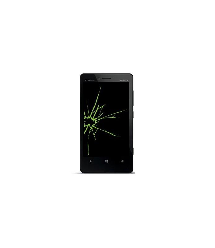 Réparation Nokia Lumia 810 vitre (Réparation uniquement en magasin)