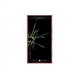 Réparation Nokia Lumia 1520 RM-937 vitre + LCD (Réparation uniquement en magasin)