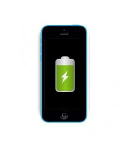 Réparation Apple iPhone 5C batterie (Réparation uniquement en magasin)