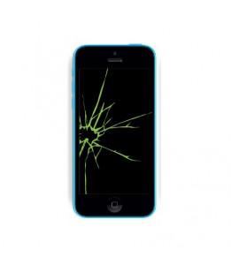 Réparation Apple iPhone 5C vitre + LCD (Réparation uniquement en magasin)