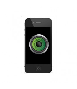 Réparation Apple iPhone 4S haut parleur haut (Réparation uniquement en magasin)