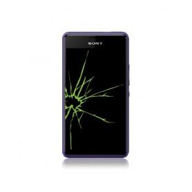 Réparation Sony Xperia E1 vitre (Réparation uniquement en magasin)