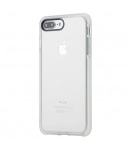 Coque iPhone 7 Plus / 8 Plus ROCK transparent blanc Guard Serie