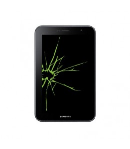 Réparation Samsung Galaxy Tab 7.0 Plus P6210 vitre