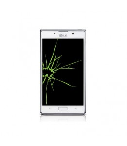 Réparation LG Optimus L7 P700 vitre (Réparation uniquement en magasin)