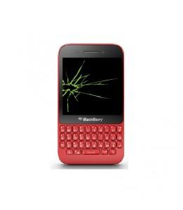 Réparation Blackberry Q5 vitre (Réparation uniquement en magasin)