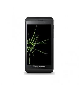 Réparation Blackberry Z10 vitre + LCD (Réparation uniquement en magasin)