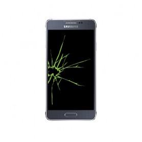 Réparation Samsung Galaxy Alpha SM-G850 G850F vitre + LCD