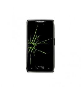 Réparation Motorola Droid Razr XT912 vitre + LCD (Réparation uniquement en magasin)