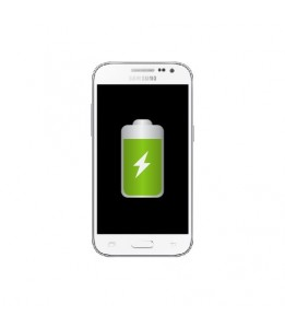 Réparation Samsung Galaxy Core Prime G361F batterie (Réparation uniquement en magasin)