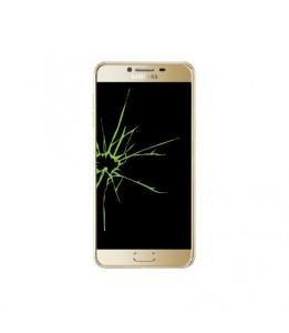 Réparation Samsung Galaxy C5 vitre + LCD