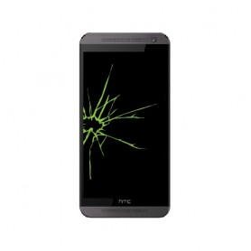 Réparation HTC One E9 vitre + LCD