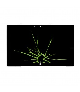 Réparation Microsoft Surface Pro 2 A1601 vitre + LCD