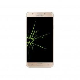 Réparation Samsung Galaxy J7 Prime vitre + LCD
