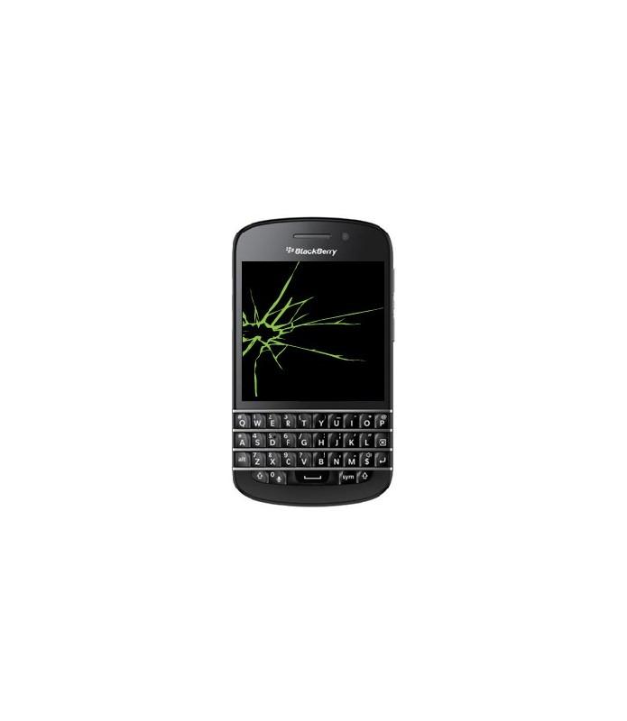 Réparation Blackberry Q10 vitre + LCD (Réparation uniquement en magasin)