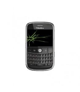 Réparation Blackberry Bold 9000 vitre + LCD (Réparation uniquement en magasin)