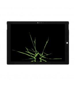 Réparation Microsoft Surface Pro 4 A1724 vitre + LCD (Réparation uniquement en magasin)