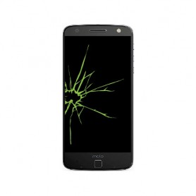 Réparation Motorola Moto Z vitre + LCD