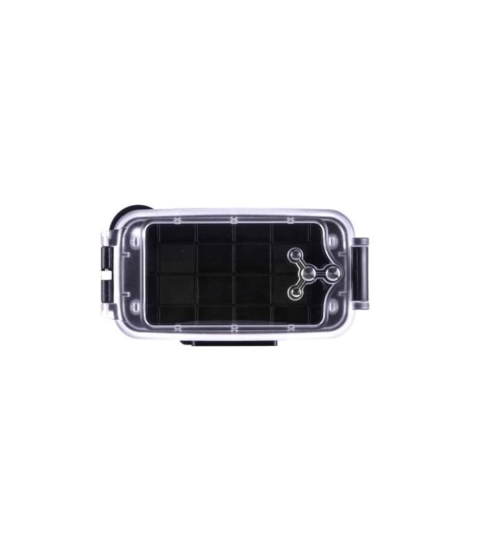Coque iPhone 7 Plus / 8 Plus - 40m Boîtier de plongée imperméable PC + étui de protection ABS