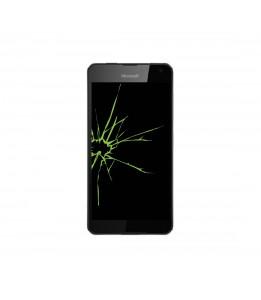 Réparation Nokia Lumia 650 vitre + LCD (Réparation uniquement en magasin)