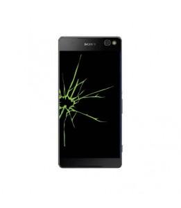 Réparation Sony Xperia C5 Ultra E5506 vitre + LCD (Réparation uniquement en magasin)
