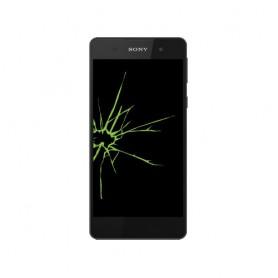 Réparation Sony Xperia E5 batterie (Réparation uniquement en magasin)