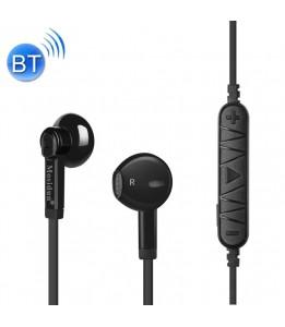 Mosidun Wireless Bluetooth Sport écouteurs stéréo Noir