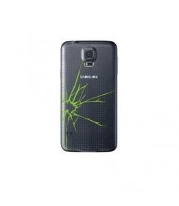 Réparation Samsung Galaxy S5 SM-G900 coque arrière