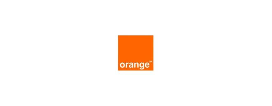 Orange Smartphone.