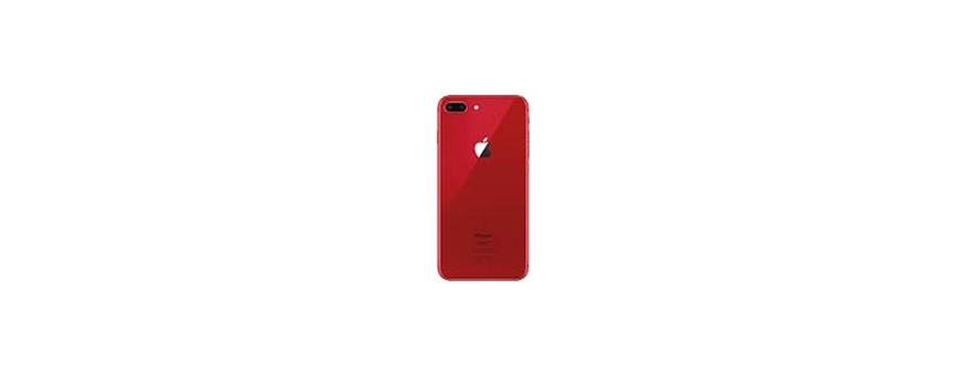 iPhone 8+.